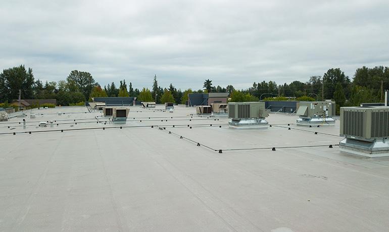 Alderwood Parkway Plaza Long Beach Roofing